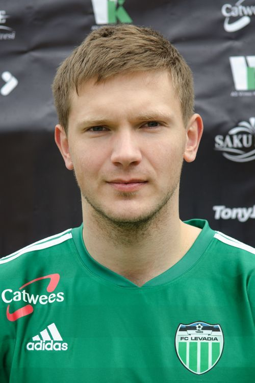 The author of the only goal, Aleksei Jahhimovits (FCLevadia.ee)