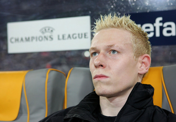 Mikael Forssell in Champions League environment at Chelsea (Zimbio.net)