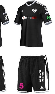 Kalju's new home jersey - click to enlarge (jkkalju.ee)