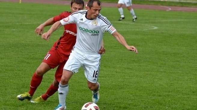 Terehhov in action against Narva Trans (UEFA.com)