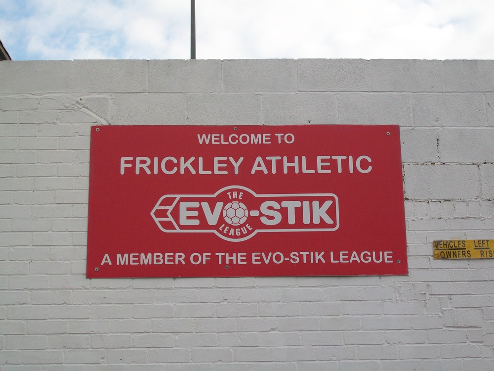 Welcome to Frickley Athletic