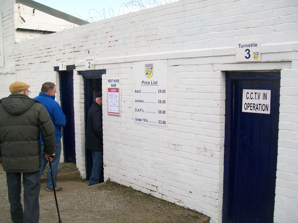 Getting more people through the turnstiles is an ongoing task