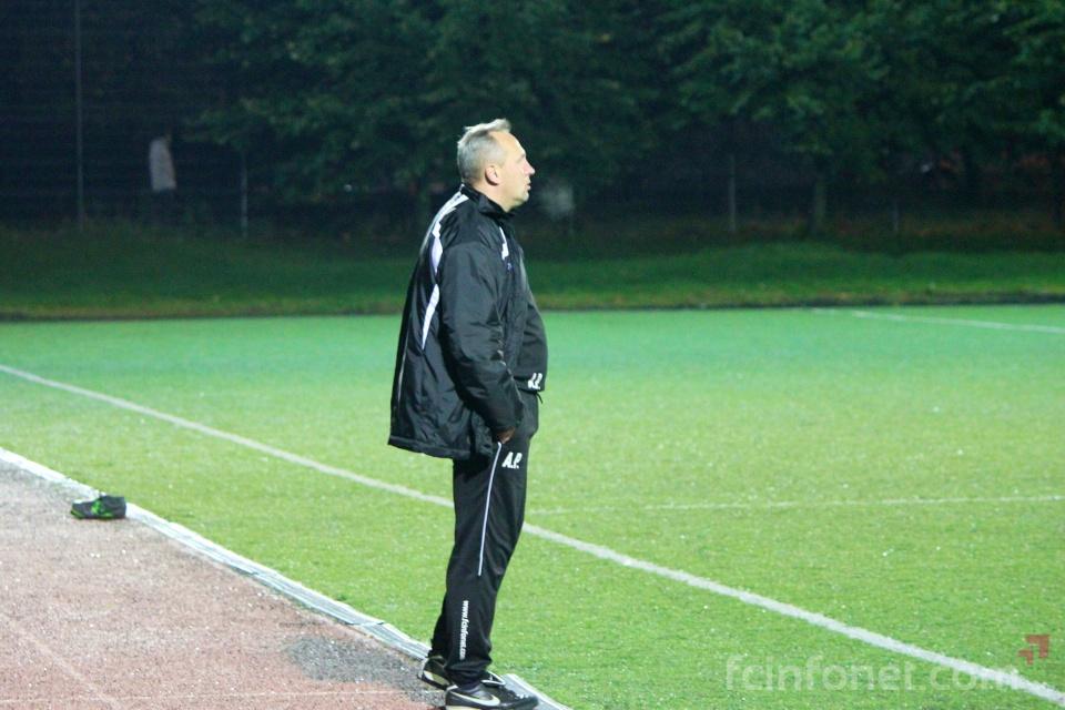We are not after anti-football. (Aleksander Puśtov)