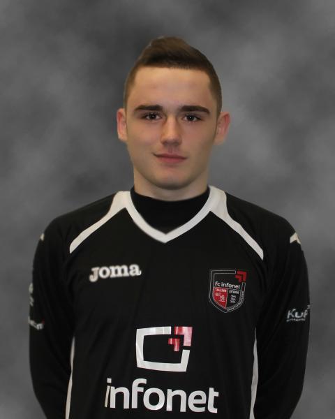 Goal-scorer Eduard Golovljov (fcinfonet.com)