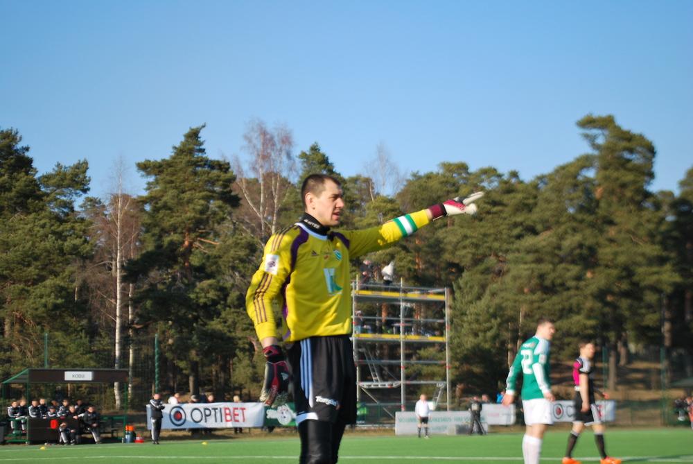 Roman Smiśko, an attentive captain