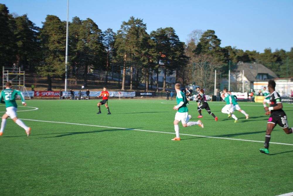 Wakui's incursion on the edge of Levadia's box