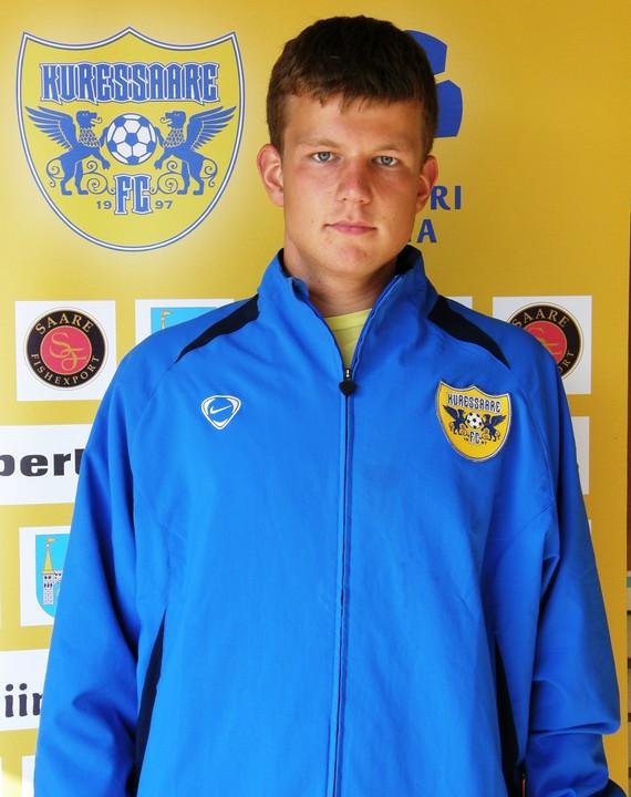 Pupart was in FC Kuressaare management in 2011 (fckuressaare.ee)