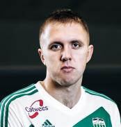 Artjom Artjunin broke the deadlock for Levadia (image: jalgpall.ee)