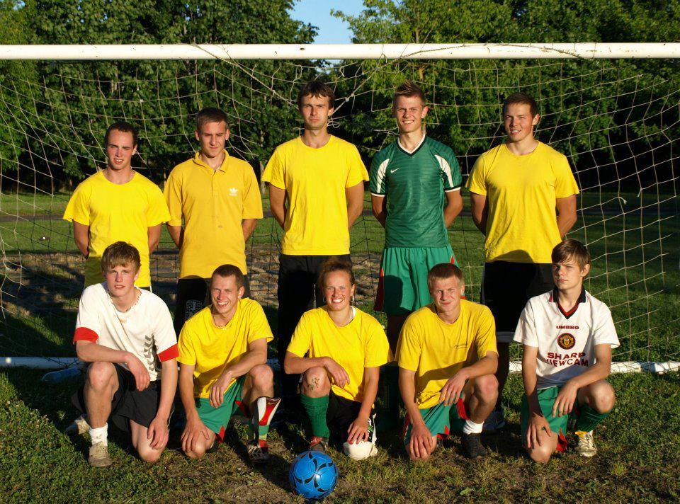 FC Valgu from Hiiumaa Island (hiiumaasport.blogspot.com)