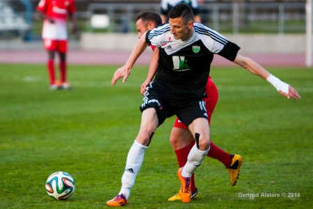 Subbotin grabbed his second, and Levadia's fourth. Photo: fclevadia.ee