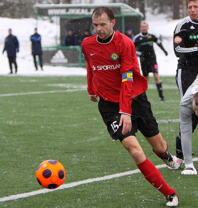 Stanislav Kitto among the players with record of appearances in Estonian top-flight (sports.ru)