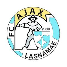 Logo of Ajax Lasnamäe. Their negative feats made it also to the Brazilian press, in Globoesporte