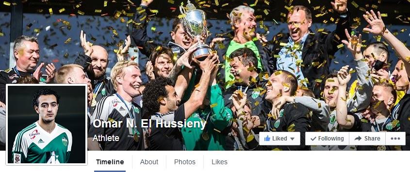 Omar's Facebook page, Omar.ElHussieny