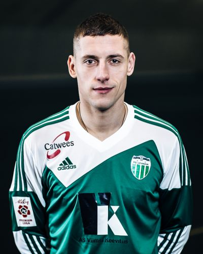 Ivanov dispatched the penalty to give Levadia the lead