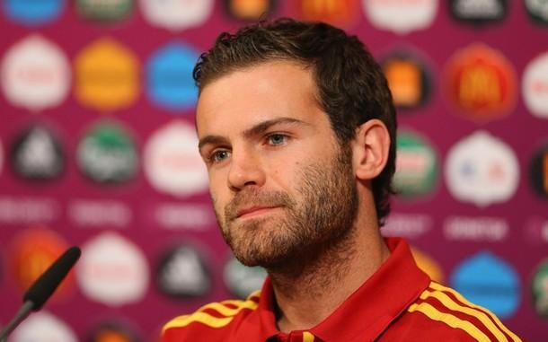 Juan Mata. Would be given a start wherever.
