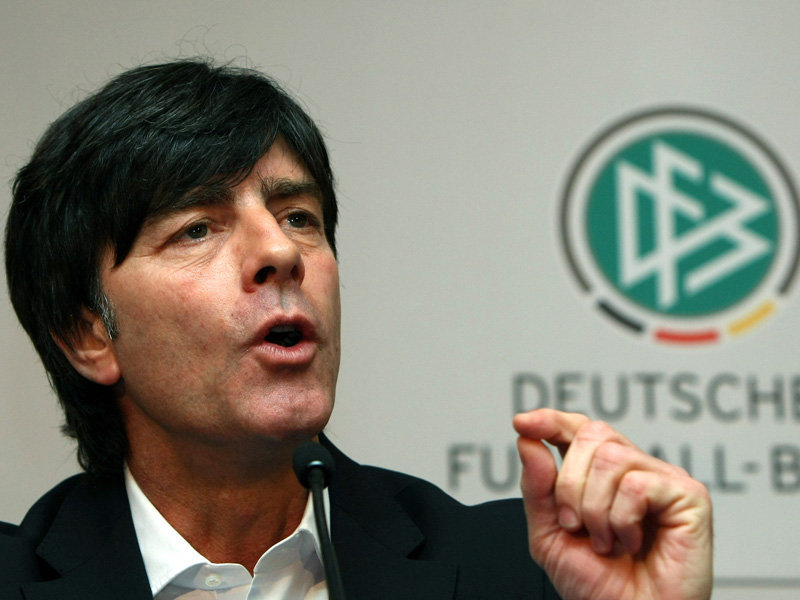 Jogi might not be the man, Erkenbrecher thinks