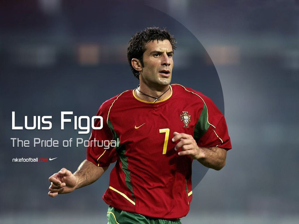 An old Nike advert explains what Figo has been representing for Jorge and all the others
