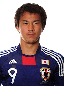 Shinji Okazaki, the 28-year-old Mainz striker can leave a sign in Brazil