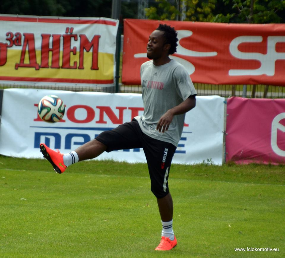Ebah testing at Loko from next week, after Midsummer (FCLOKOMOTIV.eu)
