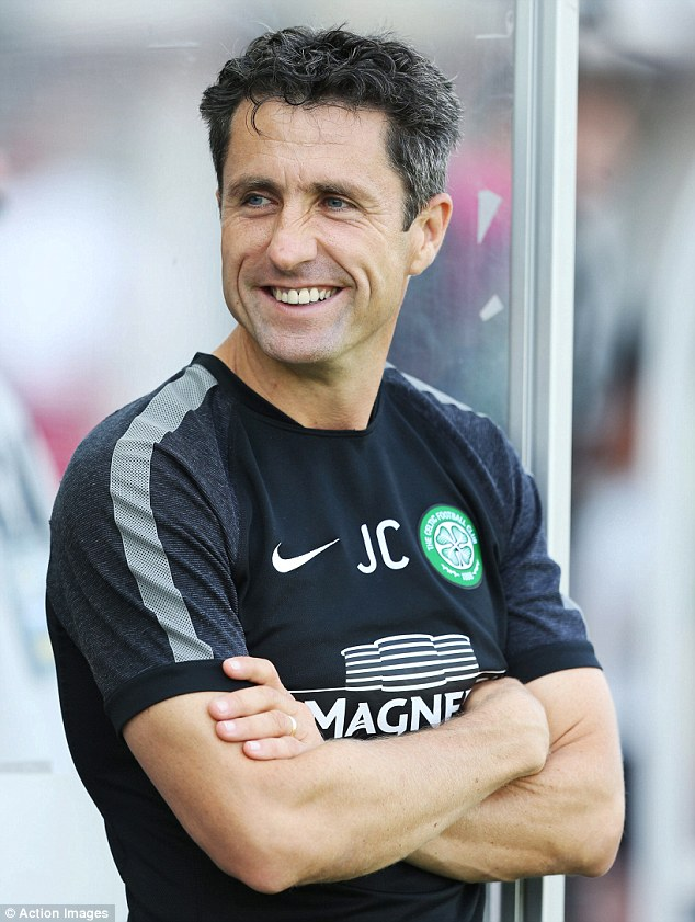 John Collins, always there when there are troubles between Estonia and Scotland (Action images)
