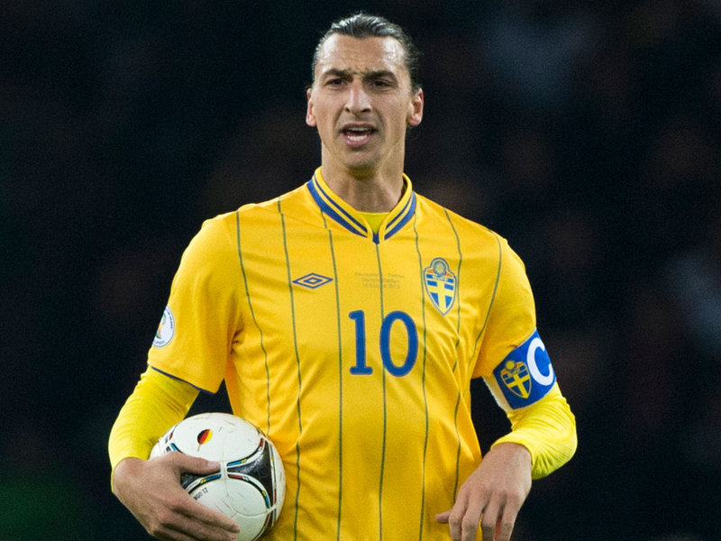 Ibrahimovic will represent a tough challenge for Estonian defence