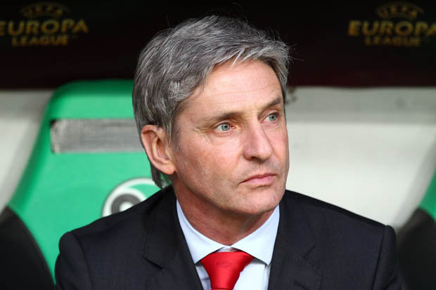Jose Riga when he was at Charlton