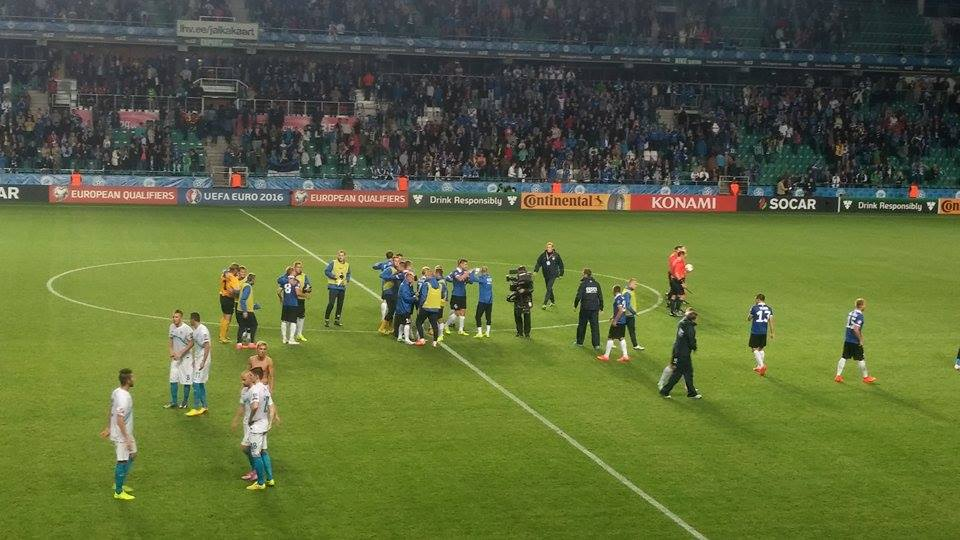 Final whistle (foto: RdS)