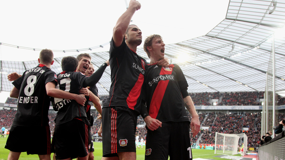 Stefan Kiessling and Bayer Leverkusen lead the way after three rounds in Bundesliga (foto: foxasia.com)