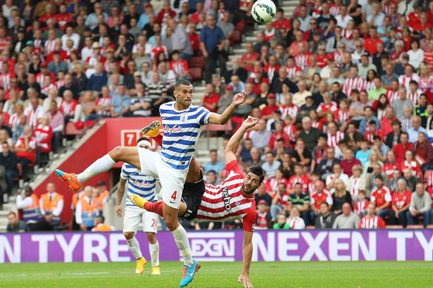 Pelle's superb strike gave Southampton the points image: mirror.co.uk