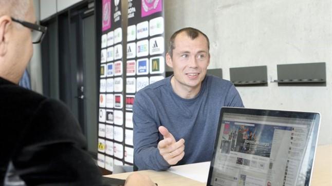 Sergei 'Terja' Terehhov - today he is the Nõmme Kalju sport director