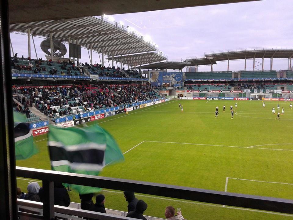 Last Saturday's derby confirmed Levadia city supremacy