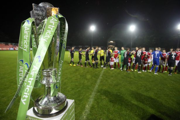 There will be only one to rise the trophy at Oriel Park: Cork City and Dundalk will challenge for the trophy is a final-like game.