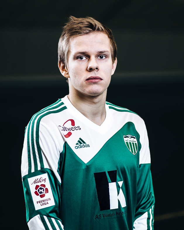 Andreas Raudsepp is an important piece of the Levadia's mosaic (fclevadia.ee)