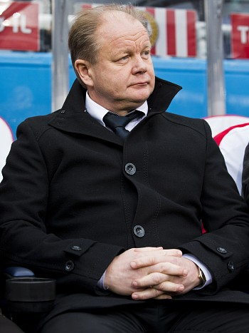 Per-Mathias Høgmo was at Djurgarden soon after Magnus Pehrsson and the brief caretaking of Martin Sundgren (NRK)