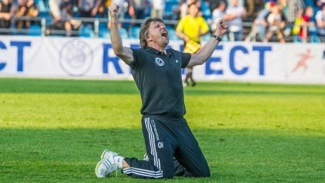Prins went mental when Kalju-HJK ref whistled the end of the match in Tallinn (uefa.com)