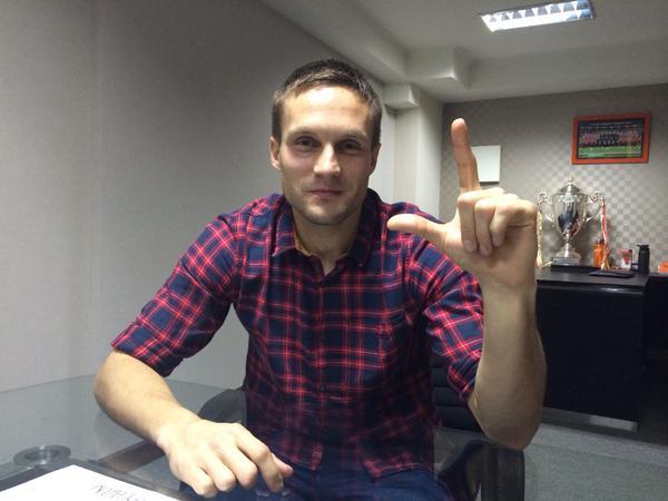 Vunk sent a 'J' greeting via Twitter to Rumori
