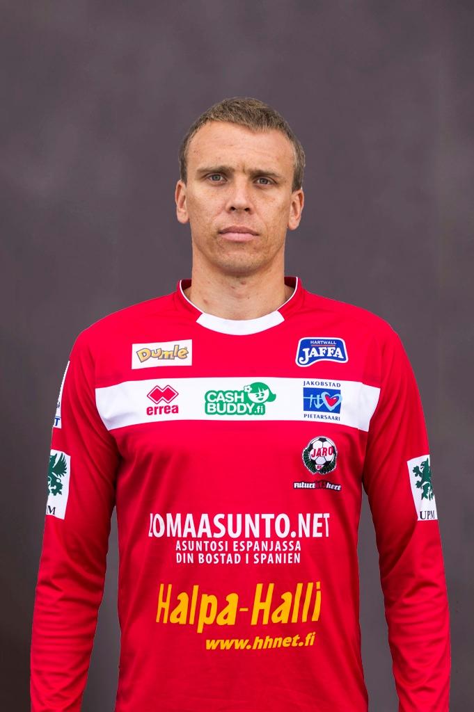 Taavi Rähn when was at FF Jaro