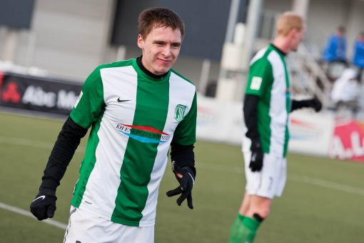 Siim Luts was at Flora before, now ready to jump on the city rivals wagon (soccernet.ee)