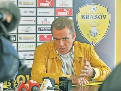 Ioan Neculaie, Brasov's patron (newsbv.ro)