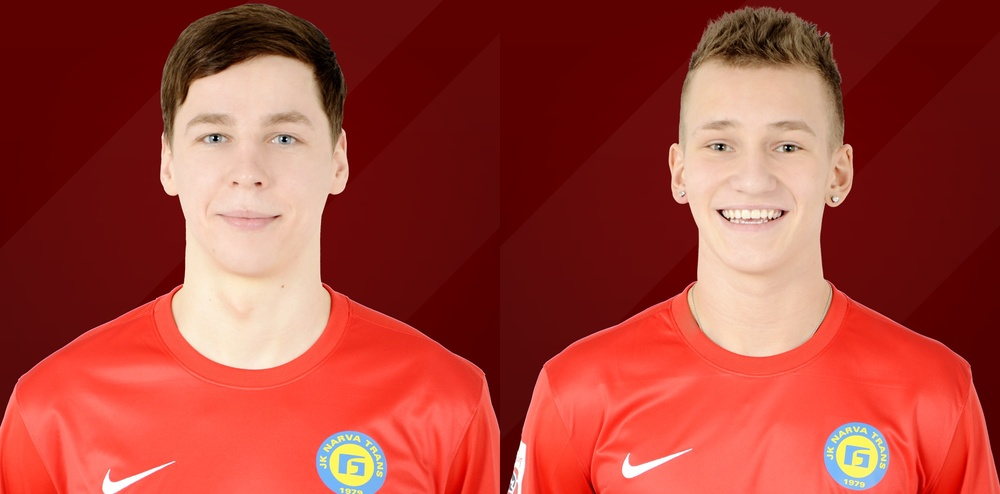 Tamberg (left) and Skinjov (right) can be Narva's golden pieces if injuries and lack of form will look elsewhere this season.