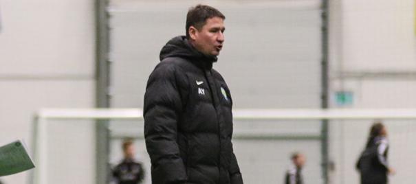 The Uzbeki-born coach, Jagudin, sets a high target for his team: European spot.