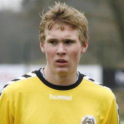 Joonas Tamm when he was in Viljandi back in 2008
