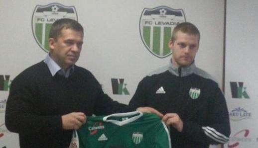 Kaimar Saag has already reopened his seasonal account of goals in Estonia
