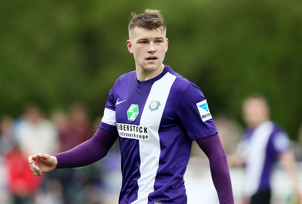 A short unhappy stint at Erzgebirge Aue, is Hannes ready to come back home?