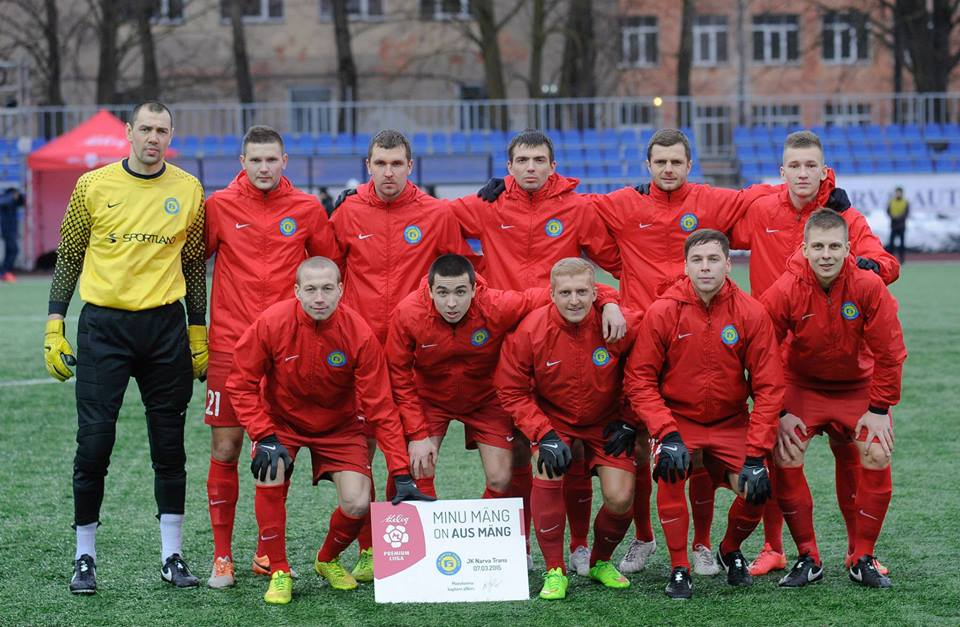 Smishko, Jahhimovitš et al. are certainly cause of concern for the top teams (foto: JK Narva Trans FB page)