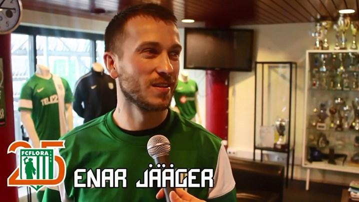 New chance for Jääger to kickstart his career again (foto: FC Flora TV)