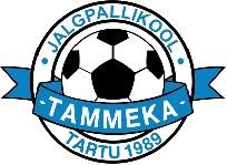 Tartu Jalgpallikool Tammeka (1989) www.jktammeka.ee Facebook Twitter 2015 Squad Articles on Rumori