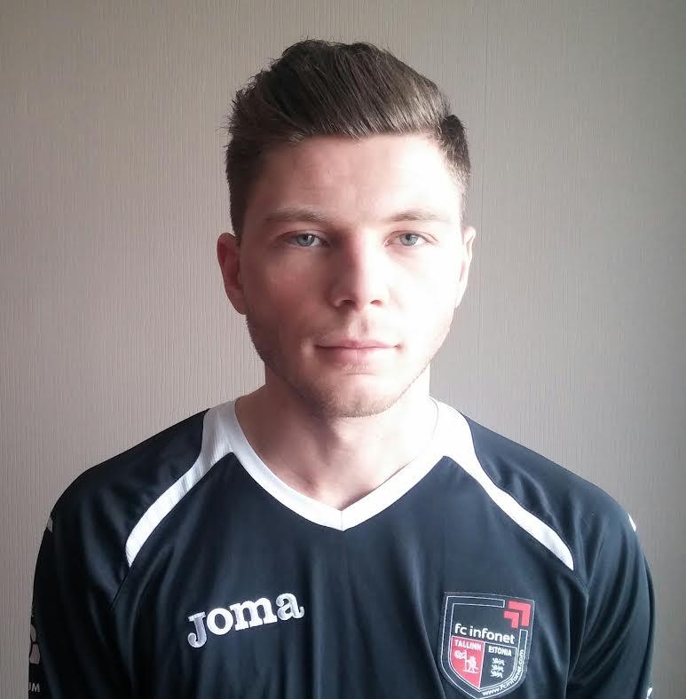 Emal Hajdari is ready for being picked by coach Aleksandr Pushtov