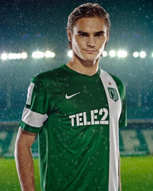 Sakari Tukiainen, 40 goals in 27 games at Atlantis FC (Kakkonen) in 2014. Already one goal with Flora in two games. (fcflora.ee)