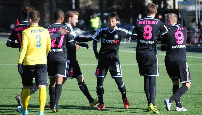 Kalju's teamwork was evident again today (image: jalgpall.ee)